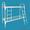 Кровати металлические для бытовок,  кровати трёхъярусные для рабочих,  дёшево #1479533