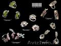 Ювелирные украшения из серебра SRIBLOSVIT