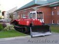 Трактор трелевочный с бульдозерным оборудованием МСН-10-07