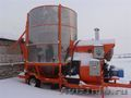 Мобильная зерносушилка Agrex PRT 200 ME