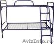 кровати металлические,  кровати двухъярусные для общежитий,  кровати одноярусные