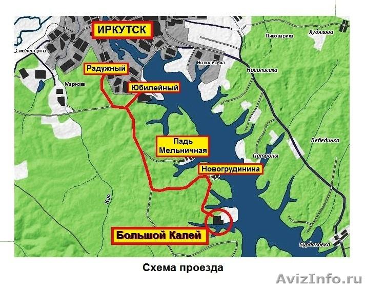 заливы для рыбалки в иркутске