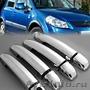 Накладки на ручки дверей хром Suzuki SX4