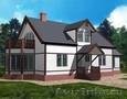 Проектирование домов,  коттеджей,  усадьб.