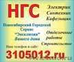 Нужен электрик? Звоните! Новвосибирский городской сервис т. 287-50-12