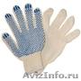 Продаем рабочие перчатки х/б с ПВХ
