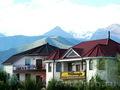 отдых на берегу озера Иссык-Куль,  в отеле Восторг,  Киргизия.
