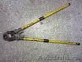Ручной пресс-инструмент для металлопластиковых труб REMS. Пресс клещи