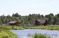 Дачный участок у реки. Земля в деревне подмосковья