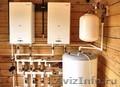 Монтаж отопления в частном доме/квартире