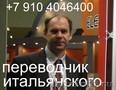 Итальянский переводчик в Москве