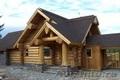 Деревянные дома и бани ручной работы из бревна. Качество Гарантия Эксклюзив.