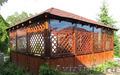 Защитные шторы для террас,  веранд,  беседок,  уличных кафе...