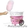 аппарате для приготовления сладкой ваты Cotton Candy Maker (Коттон Кэнди Мэйкер)