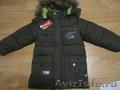Курточка детская зимняя новая