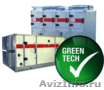 Frivent Compact-Line приточно-вытяжные установки в компактном модульном исполнен