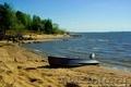 участок в с. Глебово,  на южном берегу р. Волга и Рыбинского водохранилища.