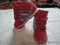 Кроссовки новые для девочки размер 34, 35