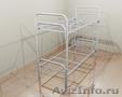 Кровати металлические для турбаз,  кровати для гостиницы,  двухъярусные,  оптом.