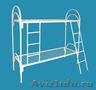 Кровати металлические двухъярусные,  одноярусные,  кровати для рабочих,  опт
