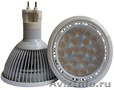 Светодиодная лампа с цоколем G12 AVC-G12-17W