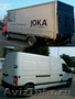 грузоперевозки м/автобусами грузовиками до 7 тонн