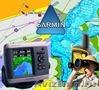 Растровые карты Гармин (Garmin) для туристов,  охотников и рыбаков