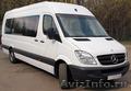 Транспортировка лежачих больных,  автобус для перевозки персонала-вахта