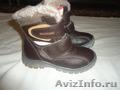 Ботинки детские,  новые,  зимние,  размеры 28,  29.