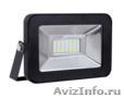 Прожектор светодиодный СДО-5-10 серии PRO 10Вт 230В 6500К 750Лм IP65