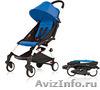 Компактные удобные детские коляски YOYA