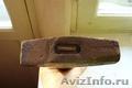 Продам старинный антикварный молоток с клеймом