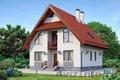 Проекты домов из пеноблоков и строительство в Пензе