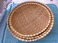 Набор плетеные корзины-лукошки 3шт