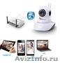 IP камера Wi-Fi,  поворотная