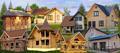 Строительство частного дома. Красноярск