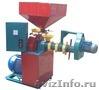 Кормоэкструдер «КОРЭКС-320» 30 кВт. 320кг/ч