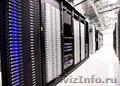 Виртуальные и выделенные сервера для ваших сайтов.