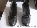 туфли-лодочки Tamaris черного цвета
