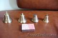 продам старинные антикварные колокольчики