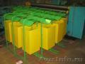Изготавливаем из металла МАФ: урны,  скамейки,  контейнеры ТБО