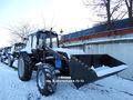 МУП-351 машина уборочно-погрузочная на базе МТЗ-82.1-23/12,  г/п 1000 к